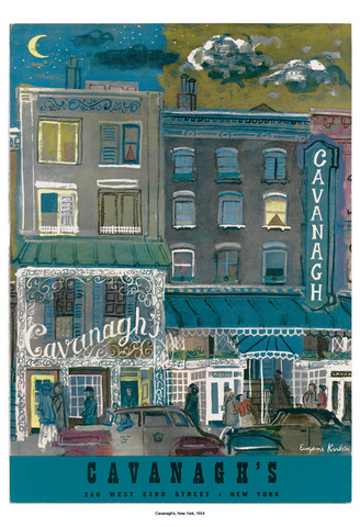 Cavanaghs-new-york-1954